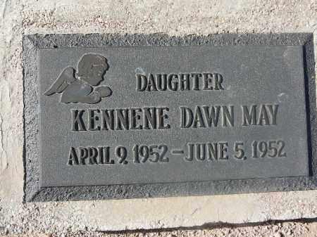 MAY, KENNENE DAWN - Mohave County, Arizona | KENNENE DAWN MAY - Arizona Gravestone Photos