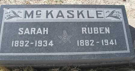 MC KASKLE, RUBEN - Mohave County, Arizona | RUBEN MC KASKLE - Arizona Gravestone Photos