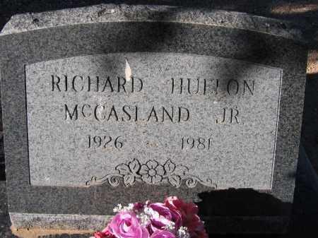 MCCASLAND JR, RICHARD HUELON - Mohave County, Arizona | RICHARD HUELON MCCASLAND JR - Arizona Gravestone Photos