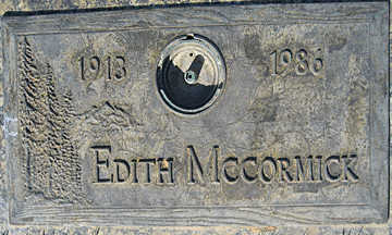 MCCORMICK, EDITH - Mohave County, Arizona | EDITH MCCORMICK - Arizona Gravestone Photos