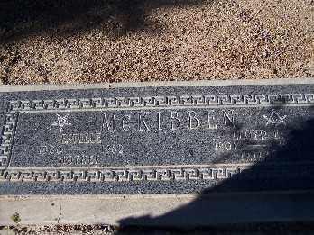 MCKIBBEN, ESTELLE - Mohave County, Arizona | ESTELLE MCKIBBEN - Arizona Gravestone Photos