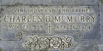 MCMURRY, CHARLES D - Mohave County, Arizona | CHARLES D MCMURRY - Arizona Gravestone Photos
