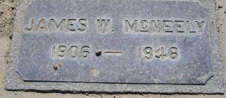 MCNEELY, JAMES W. - Mohave County, Arizona | JAMES W. MCNEELY - Arizona Gravestone Photos