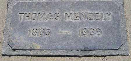 MCNEELY, THOMAS - Mohave County, Arizona | THOMAS MCNEELY - Arizona Gravestone Photos