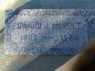 MCNULTY, EDWARD J. - Mohave County, Arizona | EDWARD J. MCNULTY - Arizona Gravestone Photos