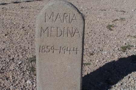 MEDINA, MARIA - Mohave County, Arizona   MARIA MEDINA - Arizona Gravestone Photos