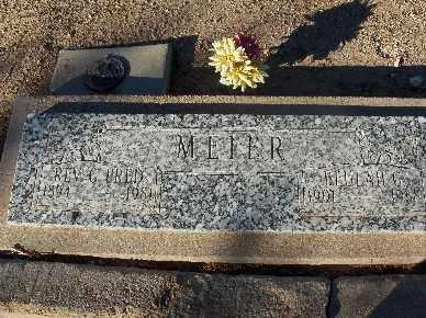 MEIER, GEORGE FRED - Mohave County, Arizona | GEORGE FRED MEIER - Arizona Gravestone Photos