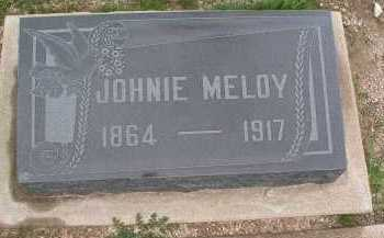 MELOY, JOHNIE - Mohave County, Arizona | JOHNIE MELOY - Arizona Gravestone Photos