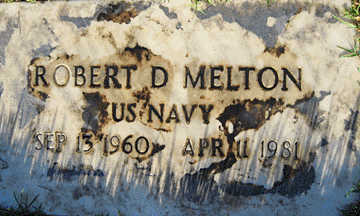 MELTON, ROBERT D - Mohave County, Arizona | ROBERT D MELTON - Arizona Gravestone Photos