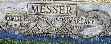 MESSER, ELMER P - Mohave County, Arizona | ELMER P MESSER - Arizona Gravestone Photos