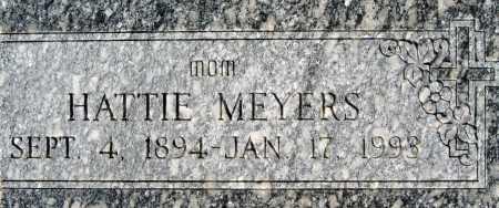 MEYERS, HATTIE - Mohave County, Arizona | HATTIE MEYERS - Arizona Gravestone Photos