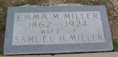 MILLER, EMMA A. - Mohave County, Arizona | EMMA A. MILLER - Arizona Gravestone Photos
