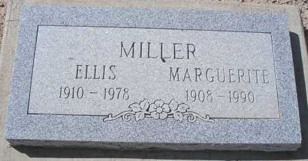 MILLER, MARGUERITE - Mohave County, Arizona | MARGUERITE MILLER - Arizona Gravestone Photos