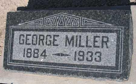 MILLER, GEORGE - Mohave County, Arizona | GEORGE MILLER - Arizona Gravestone Photos