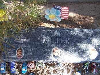 MILLER, RICHARD - Mohave County, Arizona   RICHARD MILLER - Arizona Gravestone Photos