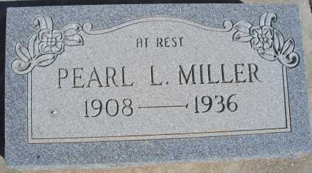 RIVERS MILLER, PEARL L. - Mohave County, Arizona | PEARL L. RIVERS MILLER - Arizona Gravestone Photos