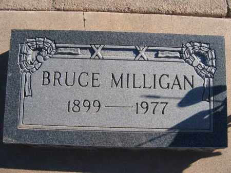 MILLIGAN, BRUCE - Mohave County, Arizona | BRUCE MILLIGAN - Arizona Gravestone Photos