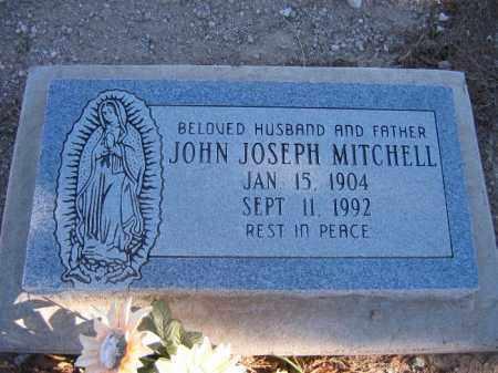 MITCHELL, JOHN JOSEPH - Mohave County, Arizona | JOHN JOSEPH MITCHELL - Arizona Gravestone Photos