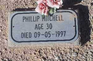 MITCHELL, PHILLIP - Mohave County, Arizona | PHILLIP MITCHELL - Arizona Gravestone Photos