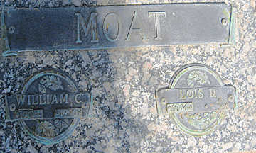 MOAT, LOIS D - Mohave County, Arizona | LOIS D MOAT - Arizona Gravestone Photos