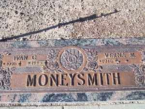 MONEYSMITH, VERNA M. - Mohave County, Arizona | VERNA M. MONEYSMITH - Arizona Gravestone Photos
