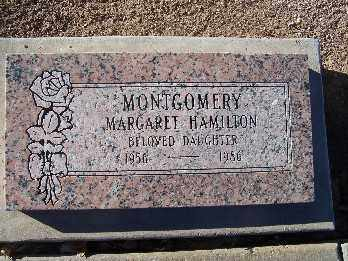 MONTGOMERY, MARGARET HAMILTON - Mohave County, Arizona | MARGARET HAMILTON MONTGOMERY - Arizona Gravestone Photos
