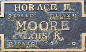 MOORE, LOIS K - Mohave County, Arizona | LOIS K MOORE - Arizona Gravestone Photos
