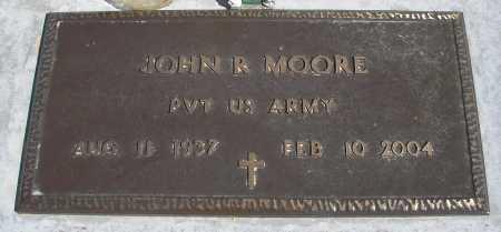 MOORE, JOHN R. - Mohave County, Arizona | JOHN R. MOORE - Arizona Gravestone Photos