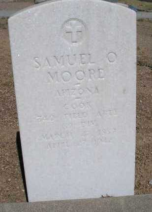 MOORE, SAMUEL O. - Mohave County, Arizona | SAMUEL O. MOORE - Arizona Gravestone Photos