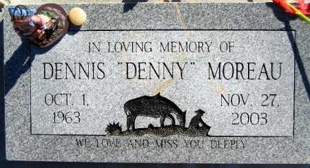 MOREAU, DENNIS - Mohave County, Arizona | DENNIS MOREAU - Arizona Gravestone Photos