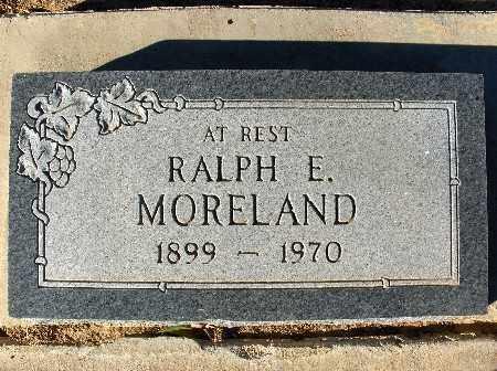 MORELAND, RALPH E. - Mohave County, Arizona | RALPH E. MORELAND - Arizona Gravestone Photos