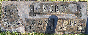 MOREY, LILLIAN A - Mohave County, Arizona | LILLIAN A MOREY - Arizona Gravestone Photos