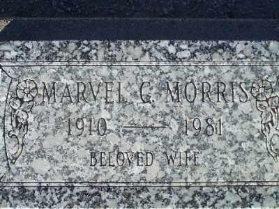 MORRIS, MARVEL - Mohave County, Arizona | MARVEL MORRIS - Arizona Gravestone Photos