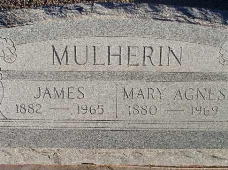 MULHERIN, JAMES - Mohave County, Arizona | JAMES MULHERIN - Arizona Gravestone Photos