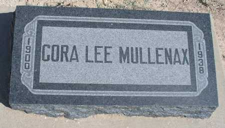 SCARLETT MULLENAX, CORA LEE - Mohave County, Arizona | CORA LEE SCARLETT MULLENAX - Arizona Gravestone Photos