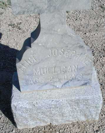 MULLIGAN, ALICE JOSEPHINE - Mohave County, Arizona | ALICE JOSEPHINE MULLIGAN - Arizona Gravestone Photos