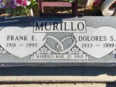 MURILLO, FRANK E. - Mohave County, Arizona | FRANK E. MURILLO - Arizona Gravestone Photos