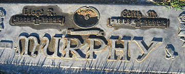 MURPHY, EDITH M - Mohave County, Arizona | EDITH M MURPHY - Arizona Gravestone Photos