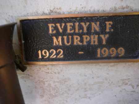 MURPHY, EVELYN F - Mohave County, Arizona | EVELYN F MURPHY - Arizona Gravestone Photos