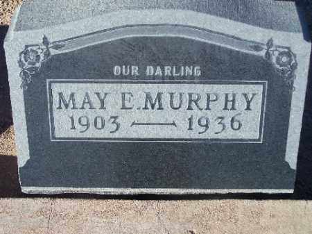 MURPHY, MAY E. - Mohave County, Arizona | MAY E. MURPHY - Arizona Gravestone Photos