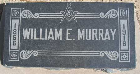 MURRAY, WILLIAM E. - Mohave County, Arizona | WILLIAM E. MURRAY - Arizona Gravestone Photos