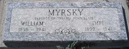 MYRSKY, IMPI - Mohave County, Arizona | IMPI MYRSKY - Arizona Gravestone Photos