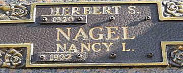 NAGEL, HERBERT S - Mohave County, Arizona | HERBERT S NAGEL - Arizona Gravestone Photos