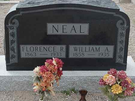 NEAL, FLORENCE - Mohave County, Arizona | FLORENCE NEAL - Arizona Gravestone Photos