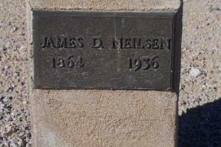 NEILSON, JAMES D - Mohave County, Arizona | JAMES D NEILSON - Arizona Gravestone Photos