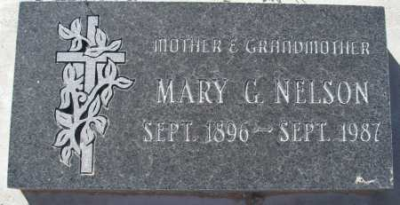 NELSON, MARY G. - Mohave County, Arizona | MARY G. NELSON - Arizona Gravestone Photos