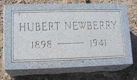 NEWBERRY, HUBERT - Mohave County, Arizona | HUBERT NEWBERRY - Arizona Gravestone Photos