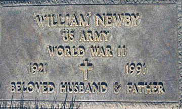 NEWBY, WILLIAM - Mohave County, Arizona | WILLIAM NEWBY - Arizona Gravestone Photos
