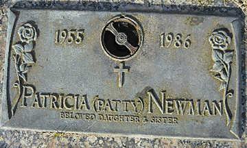 NEWMAN, PATRICIA - Mohave County, Arizona | PATRICIA NEWMAN - Arizona Gravestone Photos