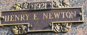 NEWTON, HENRY E - Mohave County, Arizona | HENRY E NEWTON - Arizona Gravestone Photos